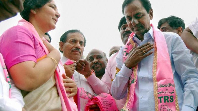 Rythu Bandhu is not the only reason for TRS's win in 2018