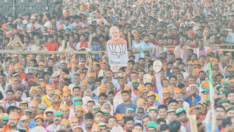Narendra Modi returning as Prime Minister in 2019