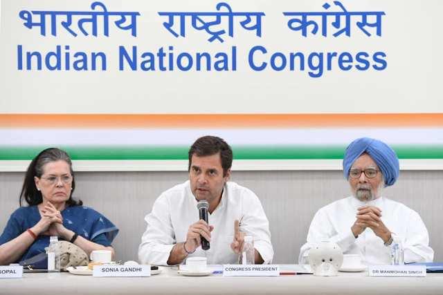 Rahul Gandhis Leadership