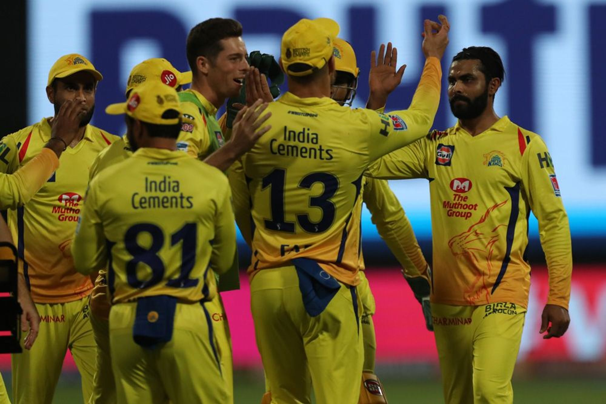 How much will CSK score against Mumbai Indians in the 2019 final?