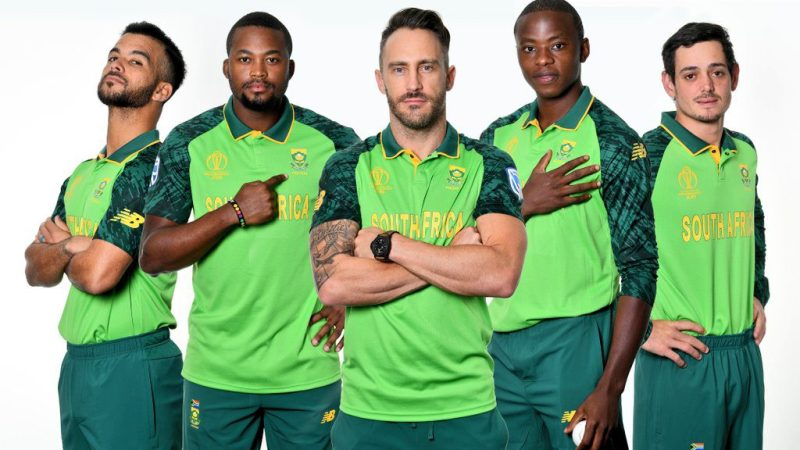 South Africa : The Champions in Making