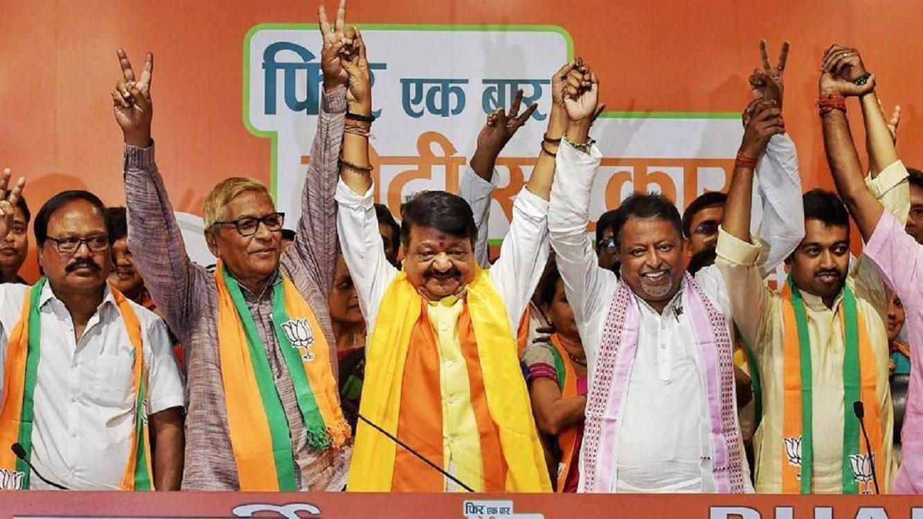 West Bengal Election : Ground Slipping under Mamata's Feet