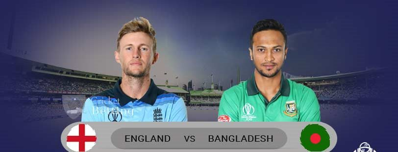 Bangladesh to defeat England? England vs Bangladesh