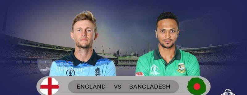 Bangladesh to defeat England? England vs Bangladesh