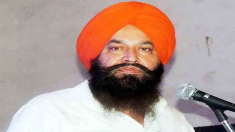 Bakhshish Singh Virk, MLA, Assandh Haryana : Achievements