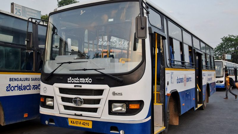 Bengaluru opens but with empty Buses and Autos