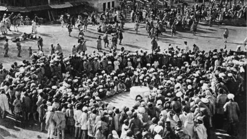 1921 Census Report: Influenza Epidemic in India, 12-13 m dead
