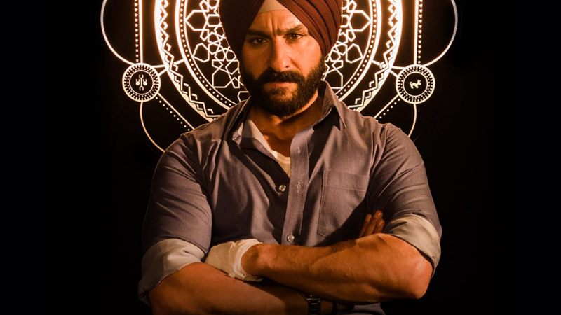 Who directed Sacred Games?