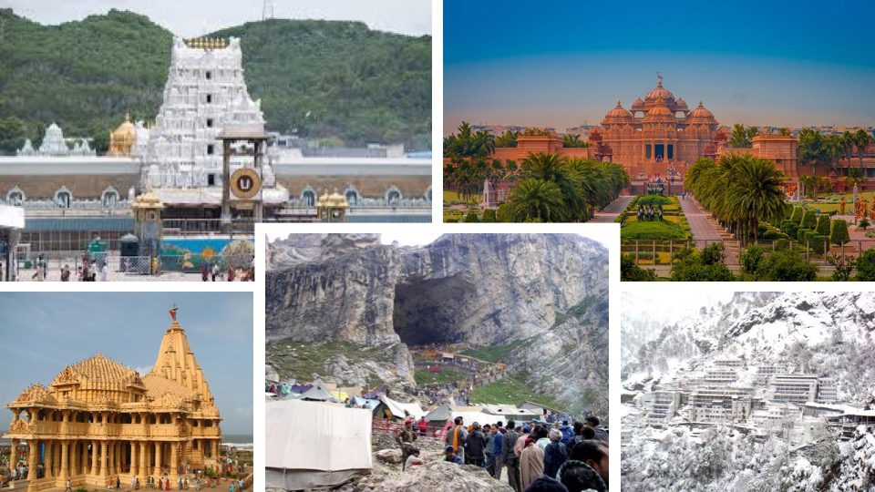 The Most Googled Hindu Temple in India is………?