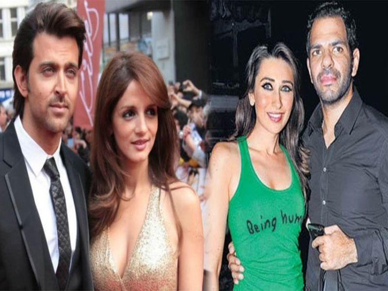 Ten Bollywood Divorces that Shocked Everyone