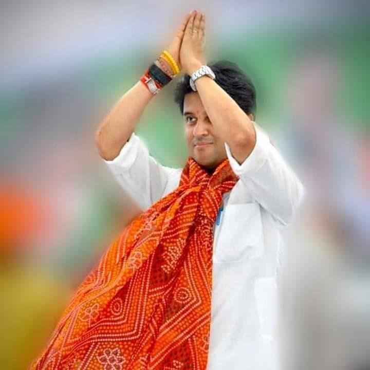 Is Jyotiraditya Scindia returning to the Congress party?