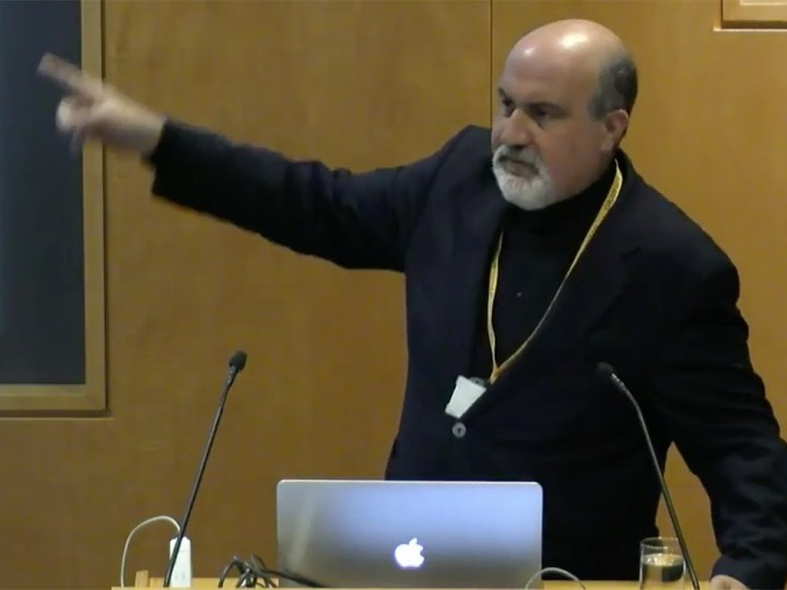 "Nassim Taleb: The older generation must not justify its ""utility"" to the younger one. They earned it!"