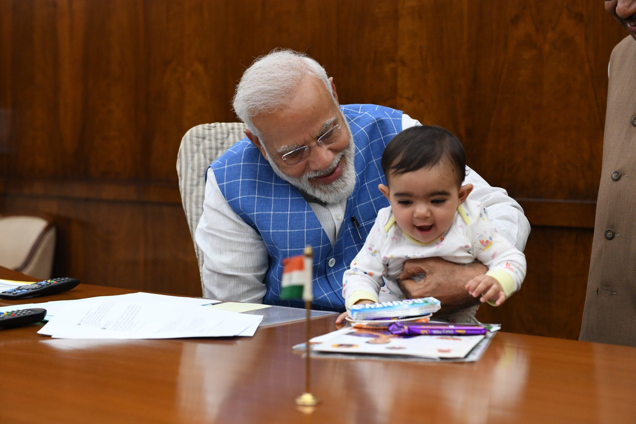 Google: Modi Second Most Searched Leader in the World