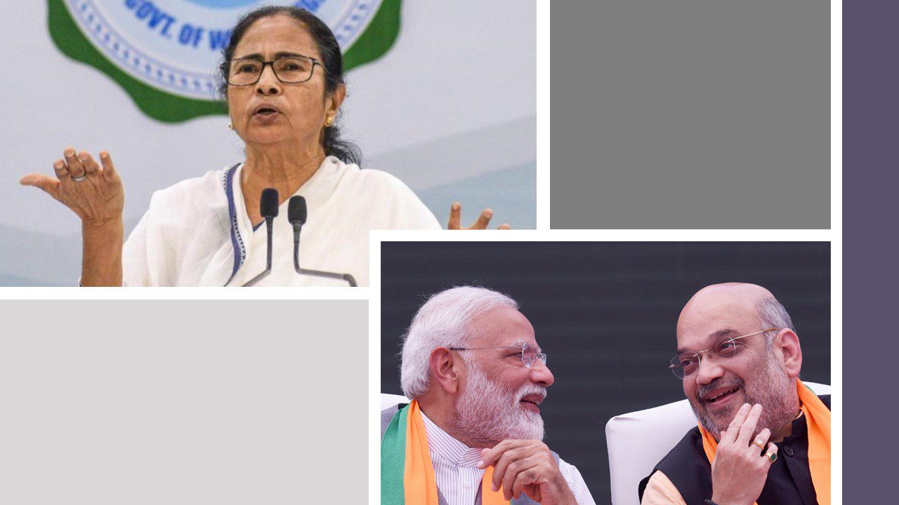BJP to Defeat Mamata Banerjee in 2021 Assembly Election?