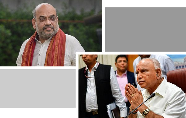Trouble for BJP Government in Karnataka: A Coup Against BSY?