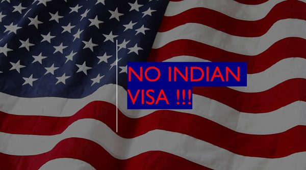 Don't Interfere! India says NO VISA to US  Panel