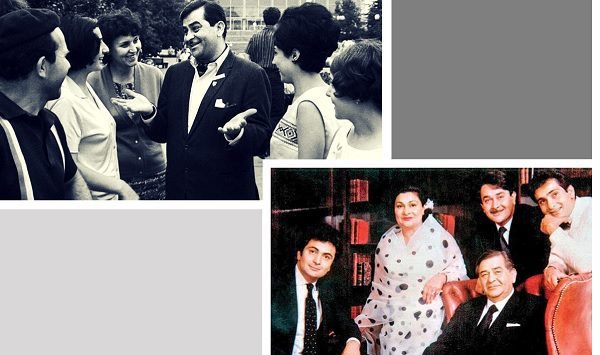 Death of Rishi Kapoor: Connection between Kapoors and Russia