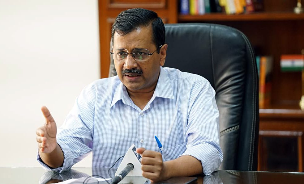 Coronavirus Update: Delhi CM Arvind Kejriwal shows Coronavirus Symptoms