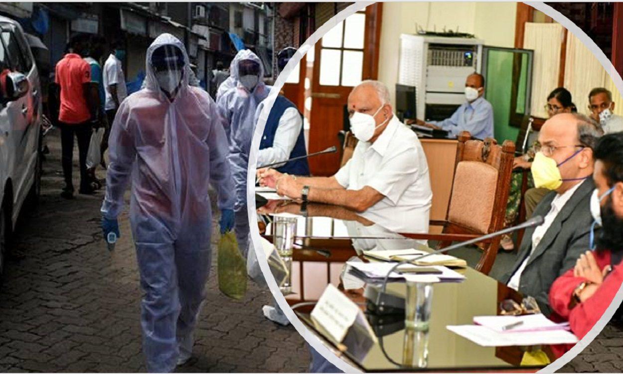 Coronavirus Update : Just as Tamil Nadu, Maharashtra and New Delhi were on the coronavirus hitlist, a new addition has been made to it, as Karnataka h
