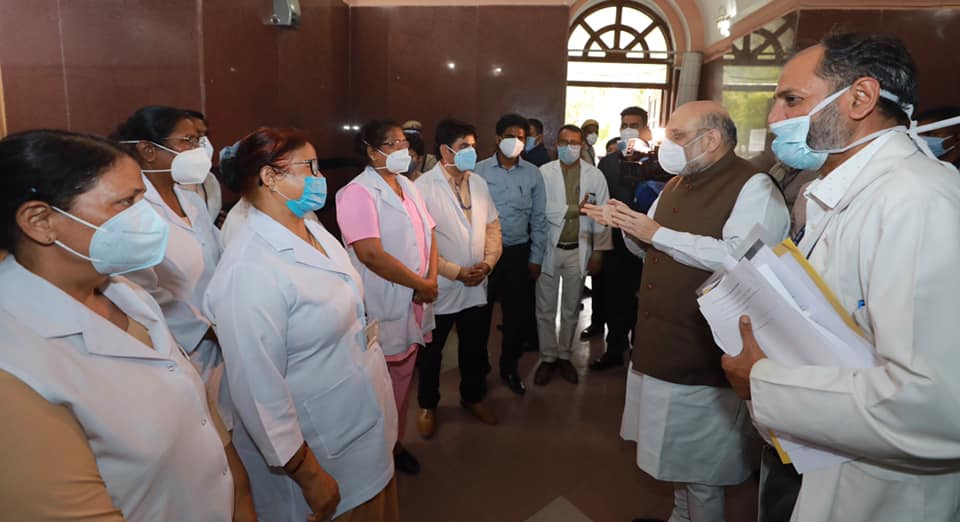 Delhi: Has Amit Shah Exposed Kejriwal's non-transparent Governance?