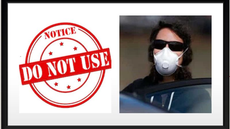 N95 masks with Respirator