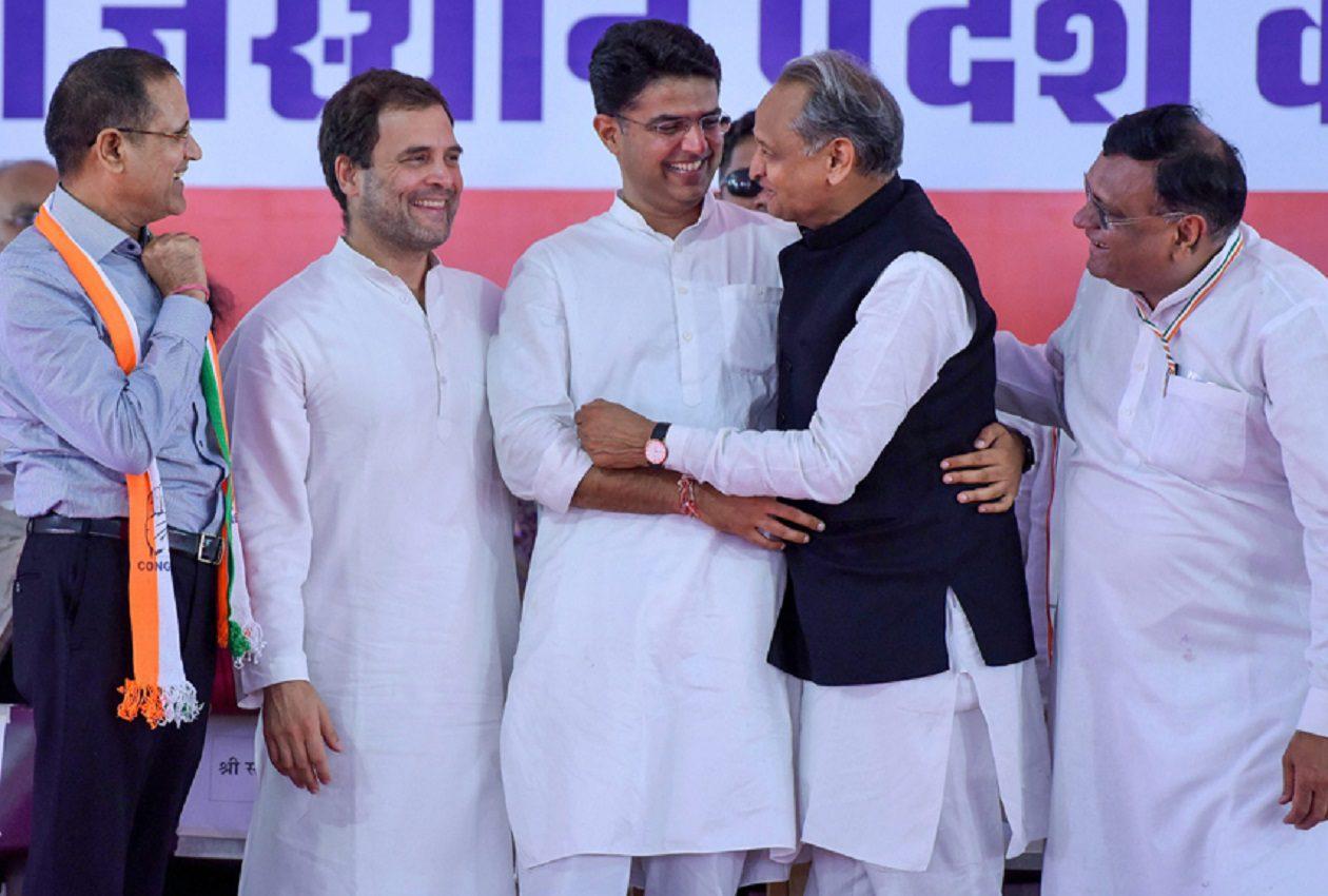 Rajasthan Political Crisis:  Ashok Gehlot's Government to fall ?