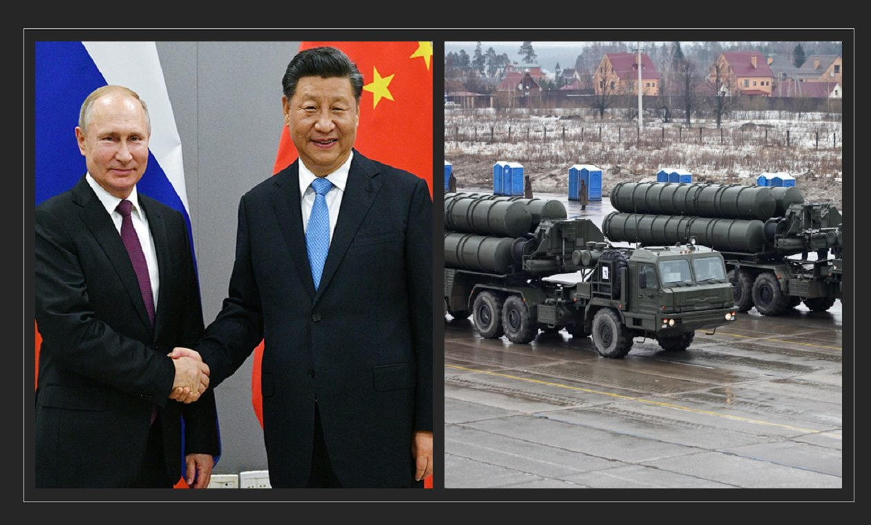 Russia Suspends Delivery of S-400 Missiles to China?