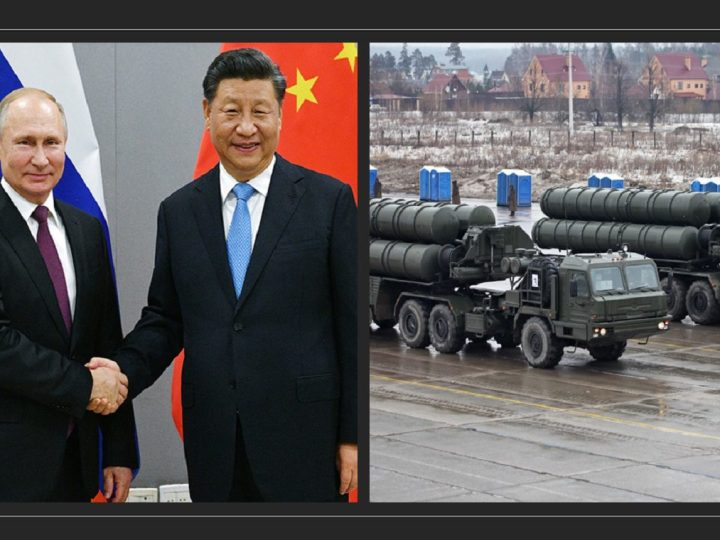 Russia Suspends Delivery of S-400 Missiles to China
