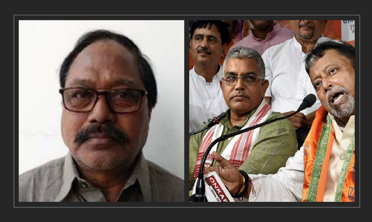 BJP Bengal MLA: Bengal Police Claims MLA died of Suicide