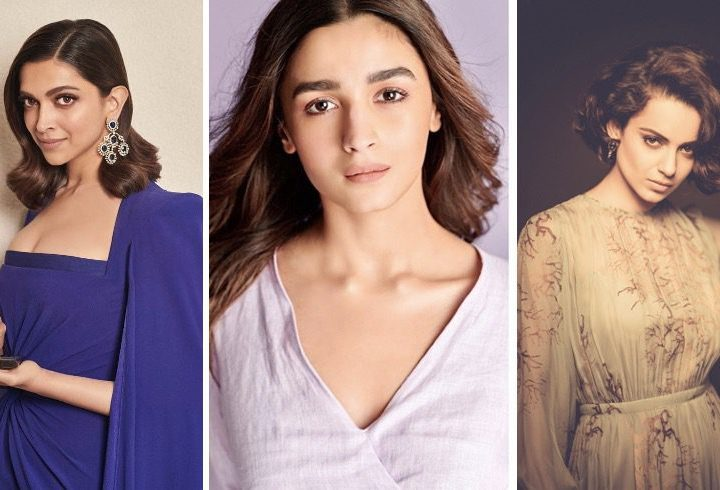 Alia vs Deepika vs Kangana, who is most popular?