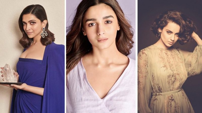 Alia Bhatt vs Deepika vs Kangana, who is most popular in which State?