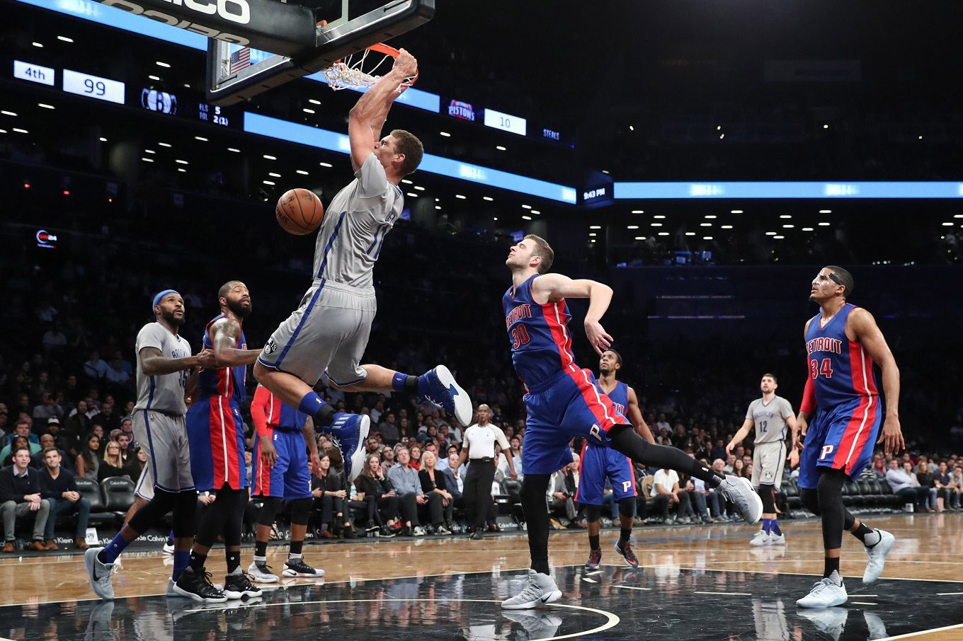 Brooklyn Nets vs Detroit Pistons NBA Odds and Predictions