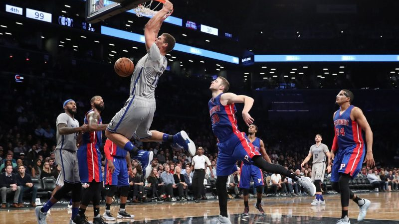 Brooklyn Nets vs Detroit Pistons NBA Odds and Predictions
