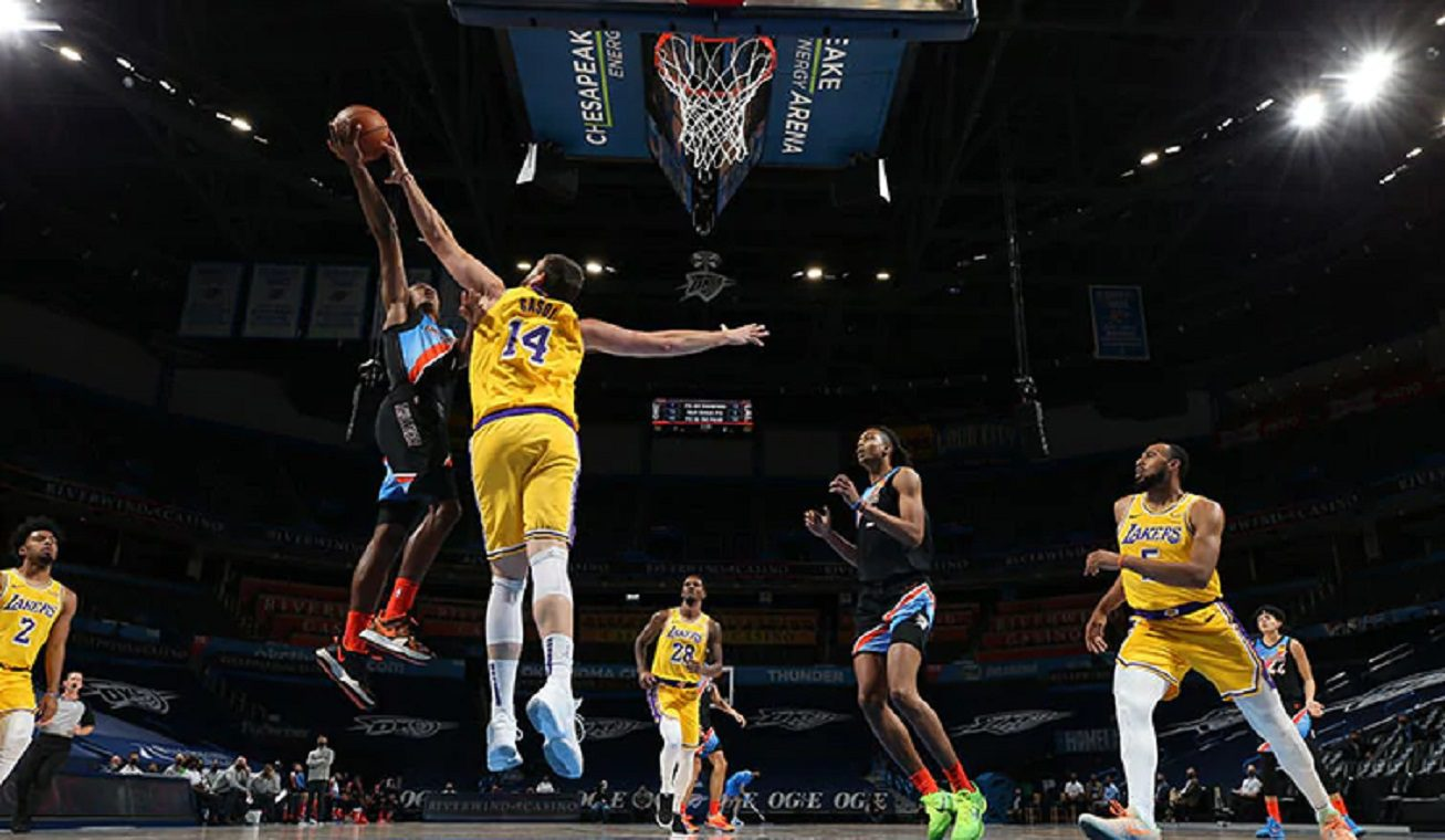 Oklahoma City Thunder vs Los Angeles Lakers NBA Odds and Predictions (11 February)