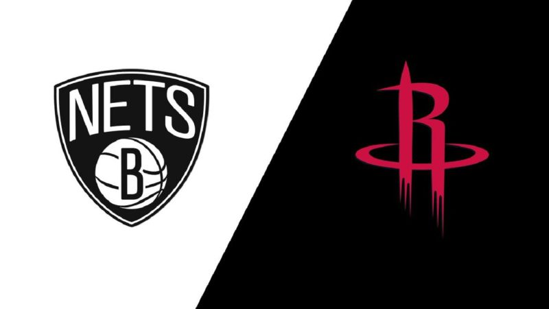 Brooklyn Nets vs Houston Rockets NBA Odds and Predictions