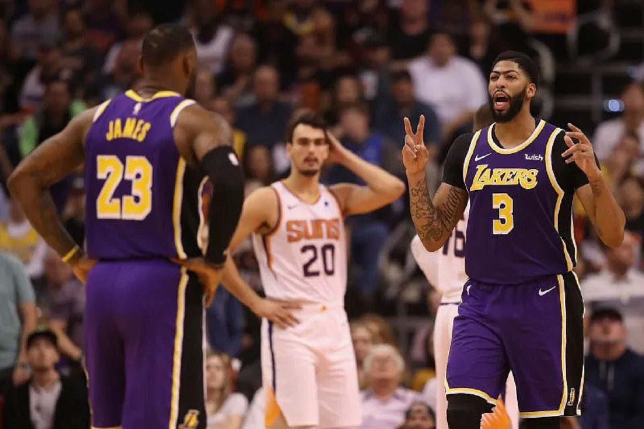 Phoenix Suns vs Los Angeles Lakers NBA Odds and Predictions