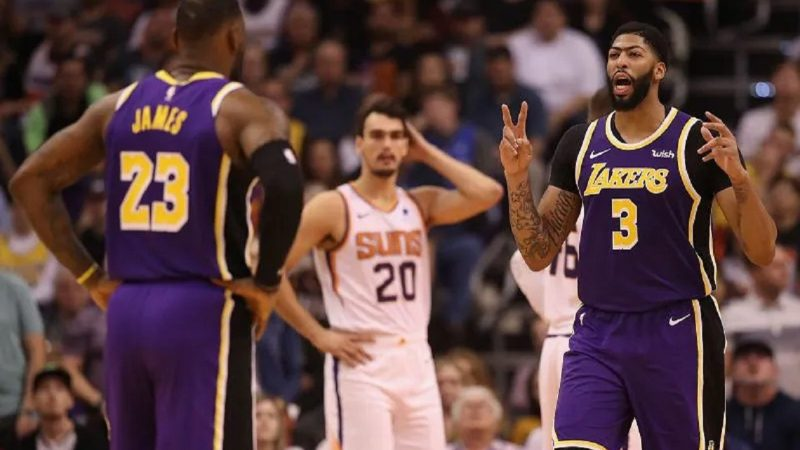 Los Angeles Lakers vs Phoenix Suns NBA Odds and Predictions