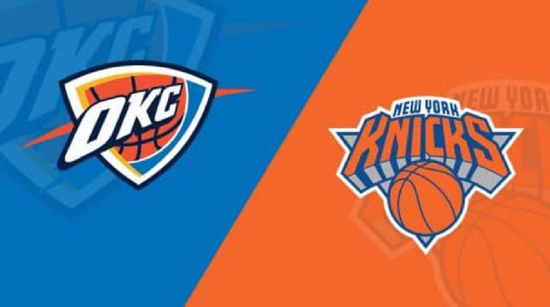 Oklahoma City Thunder vs New York Knicks NBA Odds and Predictions: Thunder vs Knicks March 13