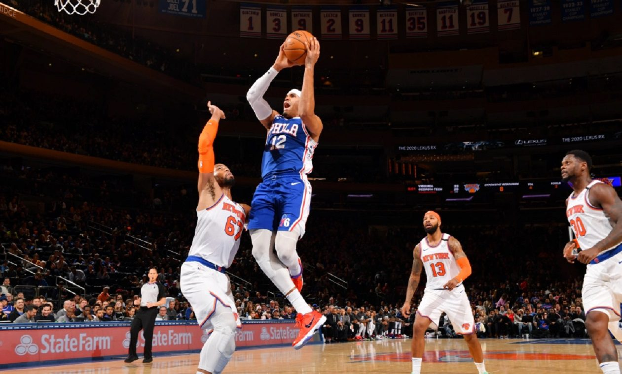 Philadelphia 76ers vs New York Knicks NBA Odds and Predictions: 76ers vs Knicks March 16