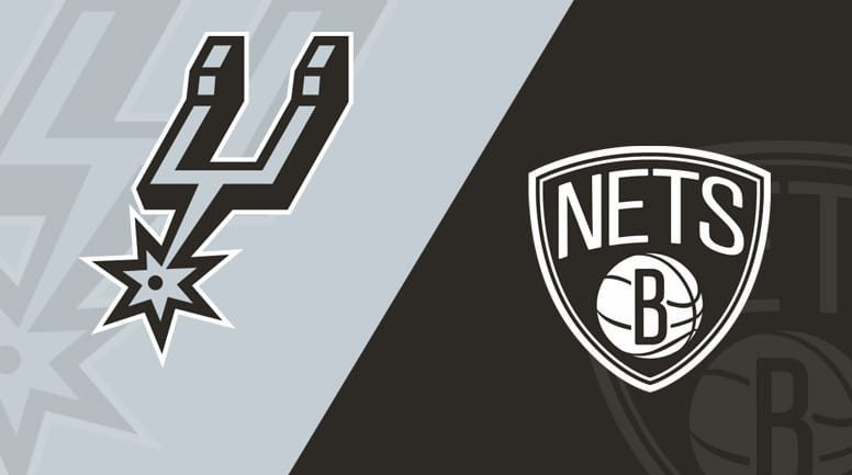 San Antonio Spurs vs Brooklyn Nets NBA Odds and Predictions
