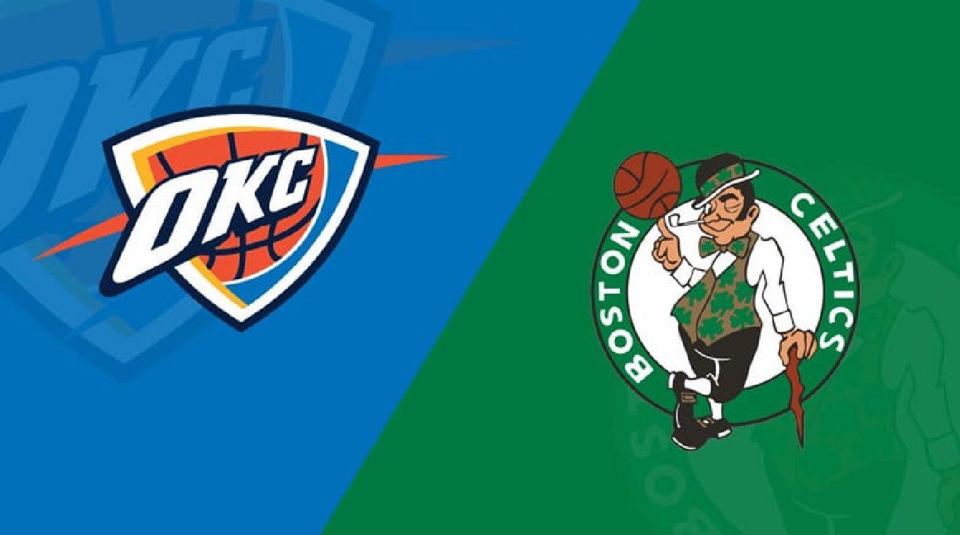 Boston Celtics vs Oklahoma City Thunder NBA Odds and Predictions