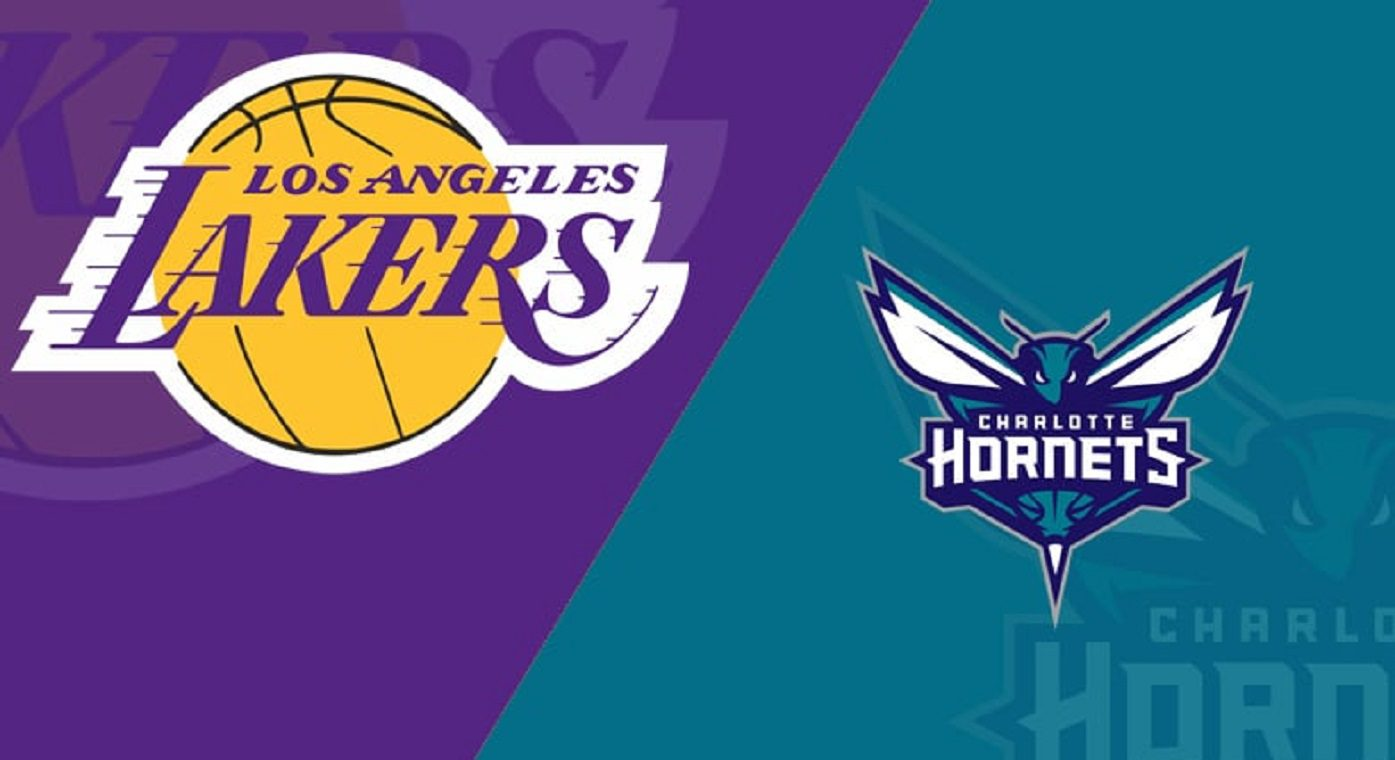 Charlotte Hornets vs Los Angeles Lakers NBA Odds and Predictions
