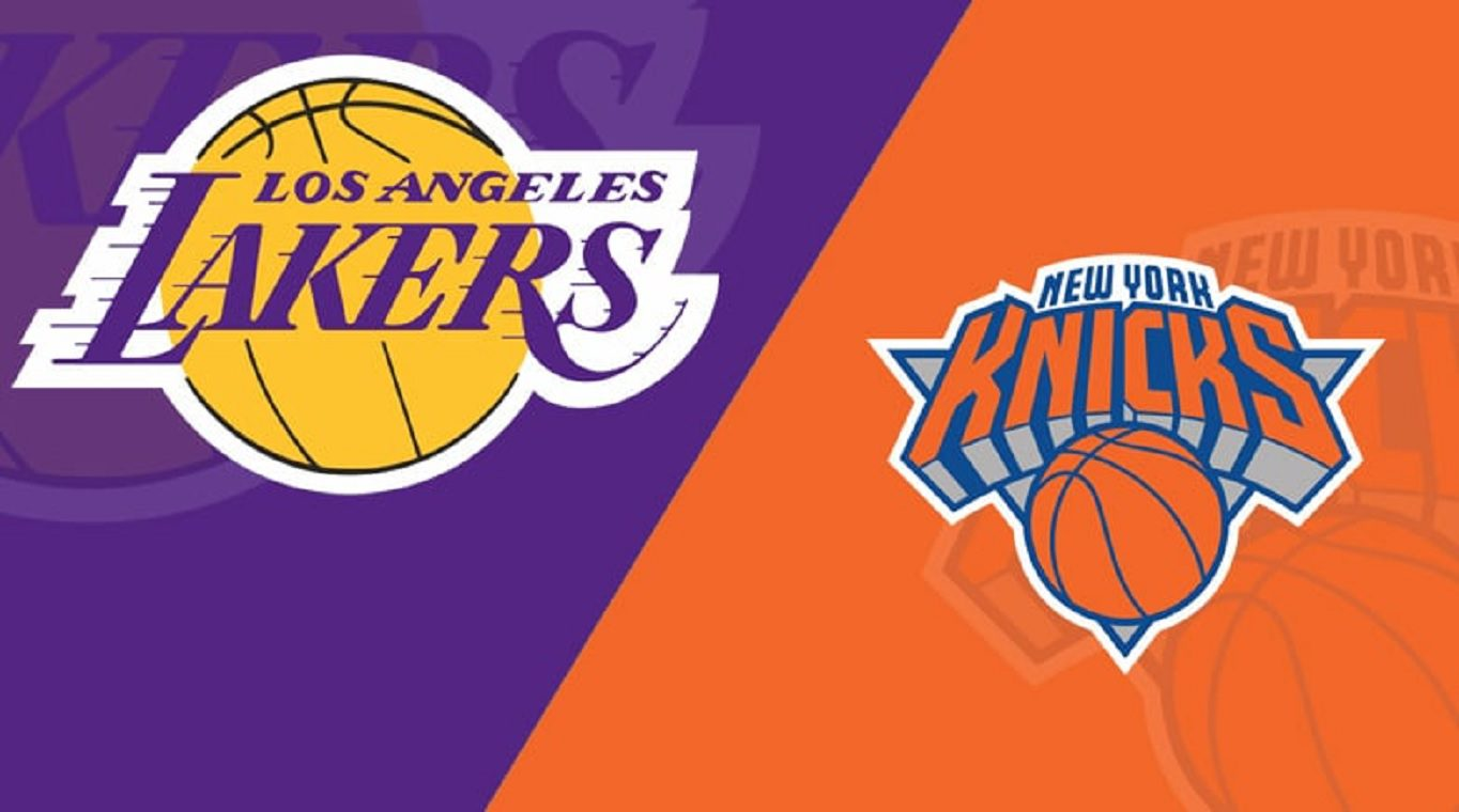 Los Angeles Lakers vs New York Knicks NBA Odds and Predictions