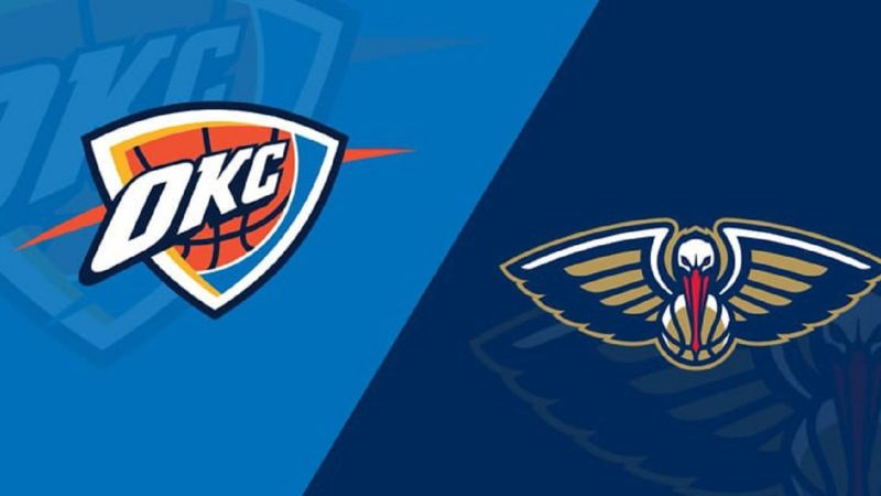 New Orleans Pelicans vs Oklahoma City Thunder NBA Odds and Predictions