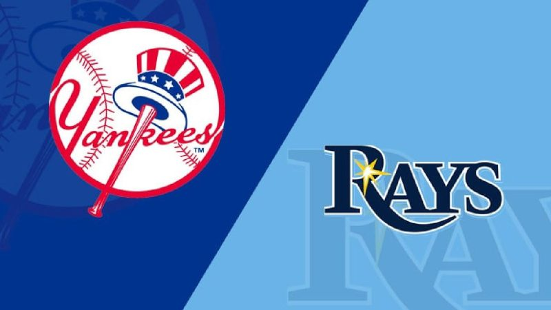 New York Yankees vs Tampa Bay Rays MLB Odds and Predictions