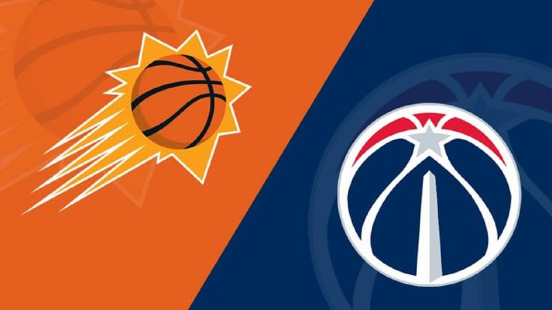 Phoenix Suns vs Washington Wizards NBA Odds and Predictions