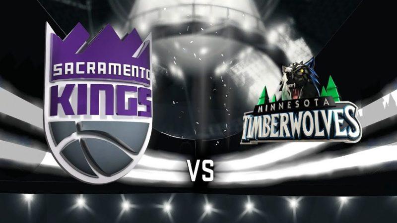 Sacramento Kings vs Minnesota Timberwolves NBA Odds and Predictions