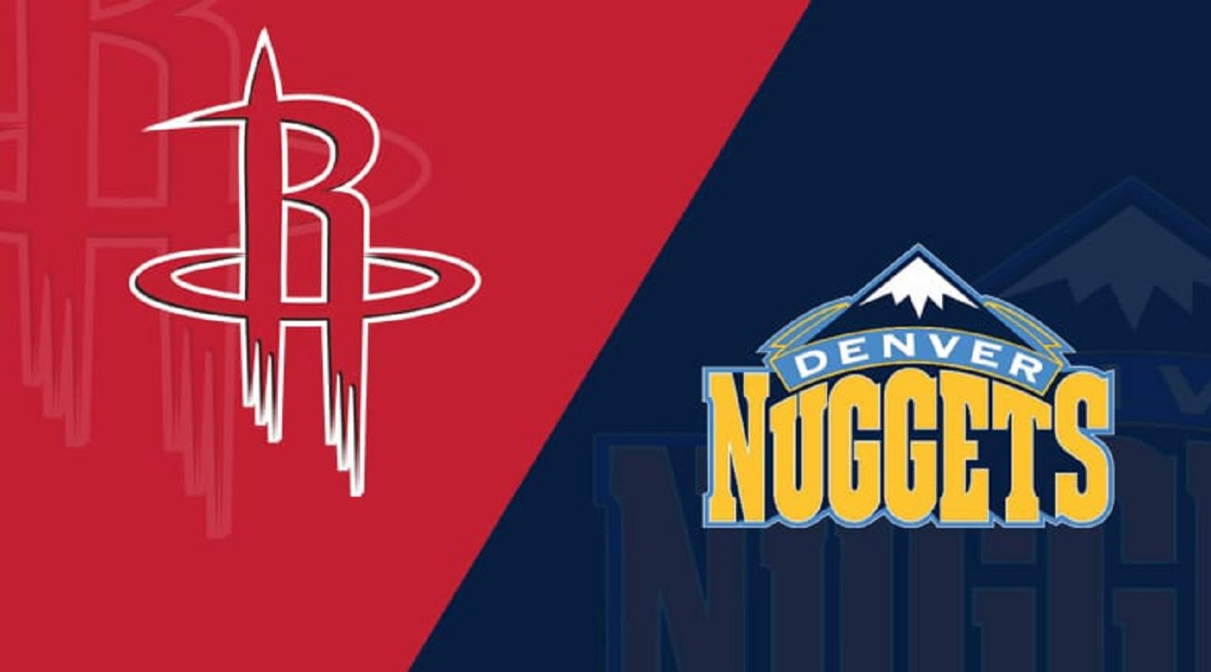 Houston Rockets vs Denver Nuggets NBA Odds and Predictions
