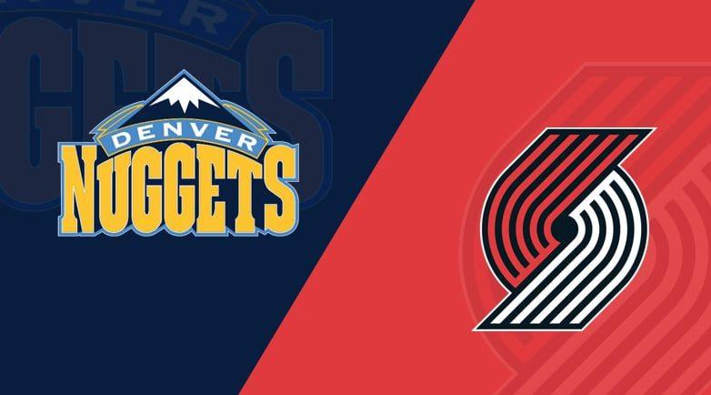 Denver Nuggets vs Portland Trail Blazers NBA Odds and Predictions