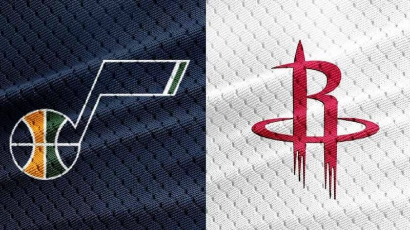 Utah Jazz vs Houston Rockets NBA Odds and Predictions
